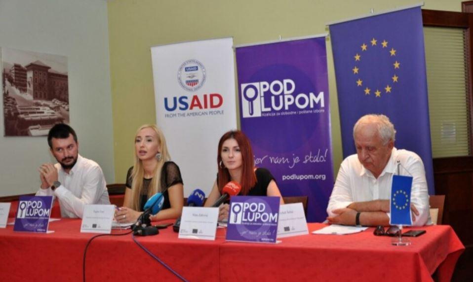 Pod lupom: Zastrašivanje i pritisak na glasače u Doboju i Srebrenici