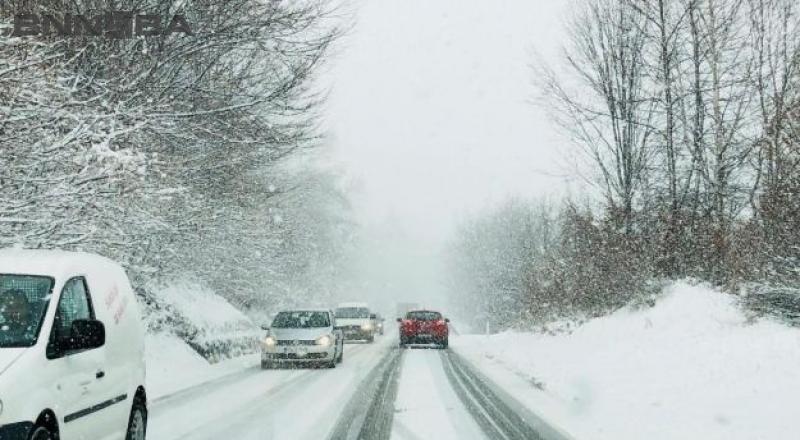 Snježne padavine, najozbiljnije u zadnjih par godina, prijete istočnoj obali