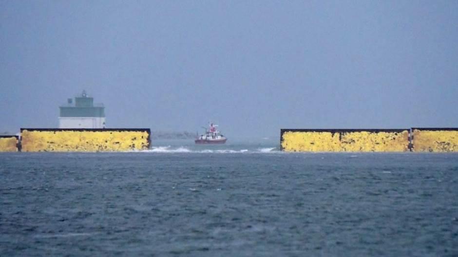Znamenitosti u Veneciji pod vodom, sustav protupoplavnih brana zakazao