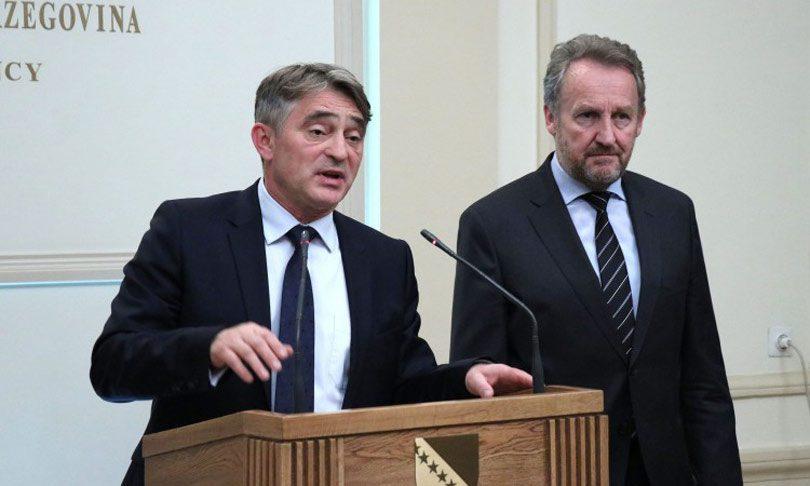 Izetbegović: Nismo za legitimno zastupanje, Komšić je legitimno izabran Hrvat