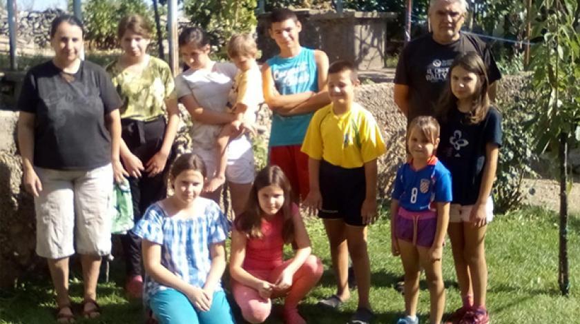 Velika obitelj iz Ljubuškog: Plakali smo od sreće, hvala svima…