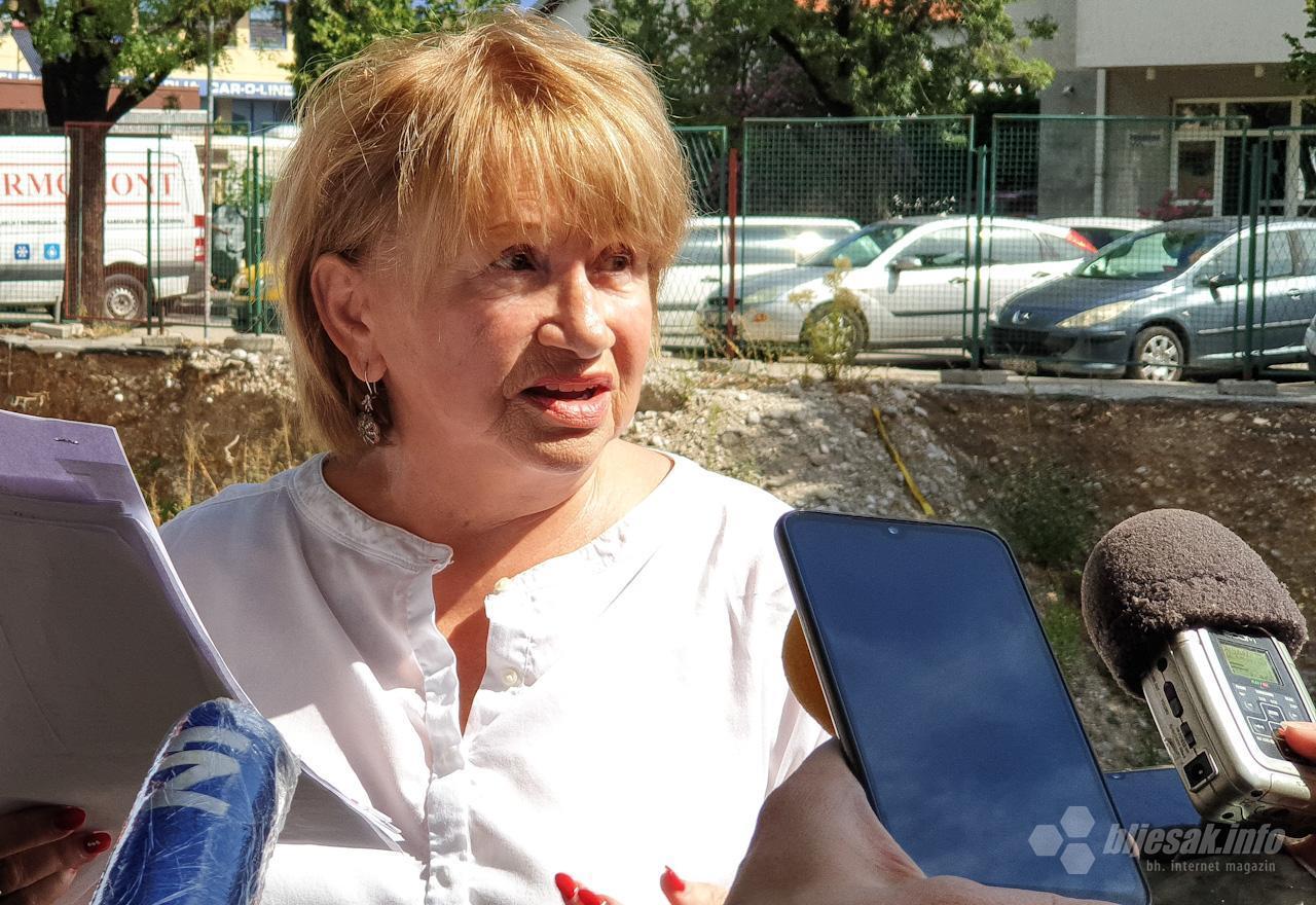 Boška Ćavar i odlučno ne Bakiru Izetbegoviću