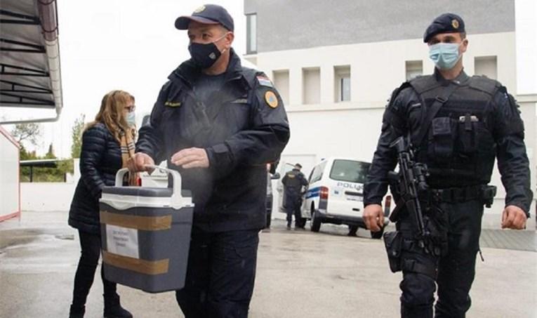 Beroš smatra da nema potrebe da naoružani policajci čuvaju cjepivo