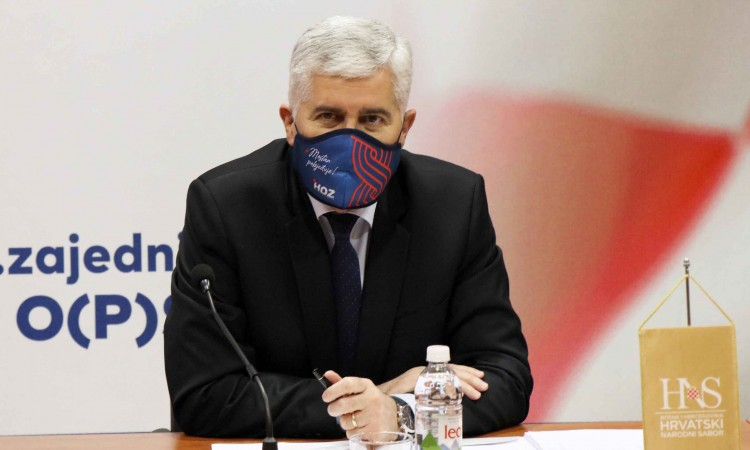 Čović pričao o non-paperu