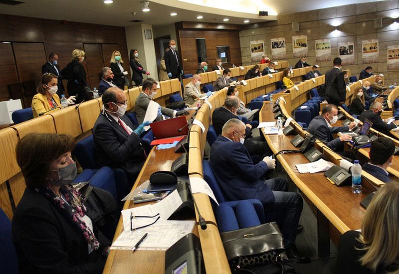 Federacija bez proračuna: Prekinuta sjednica Doma naroda