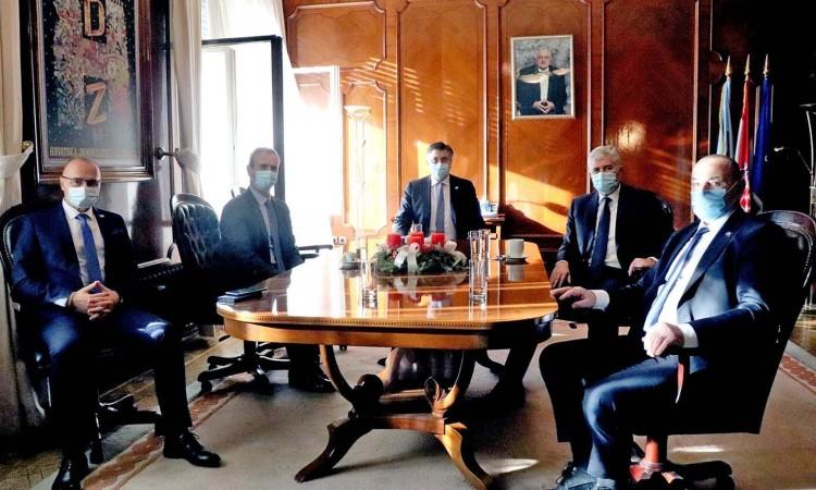 Čović – Plenković: Očuvati integritet izbora u Gradu Mostaru