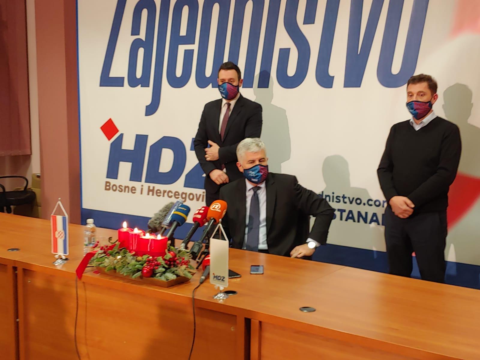 HDZ BiH pozvao predsjednika SIP-a BiH i aktualne članove da podnesu neopozive ostavke