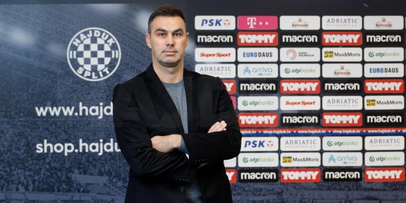 Bivši trener Širokog novi trener Hajdukove druge momčadi