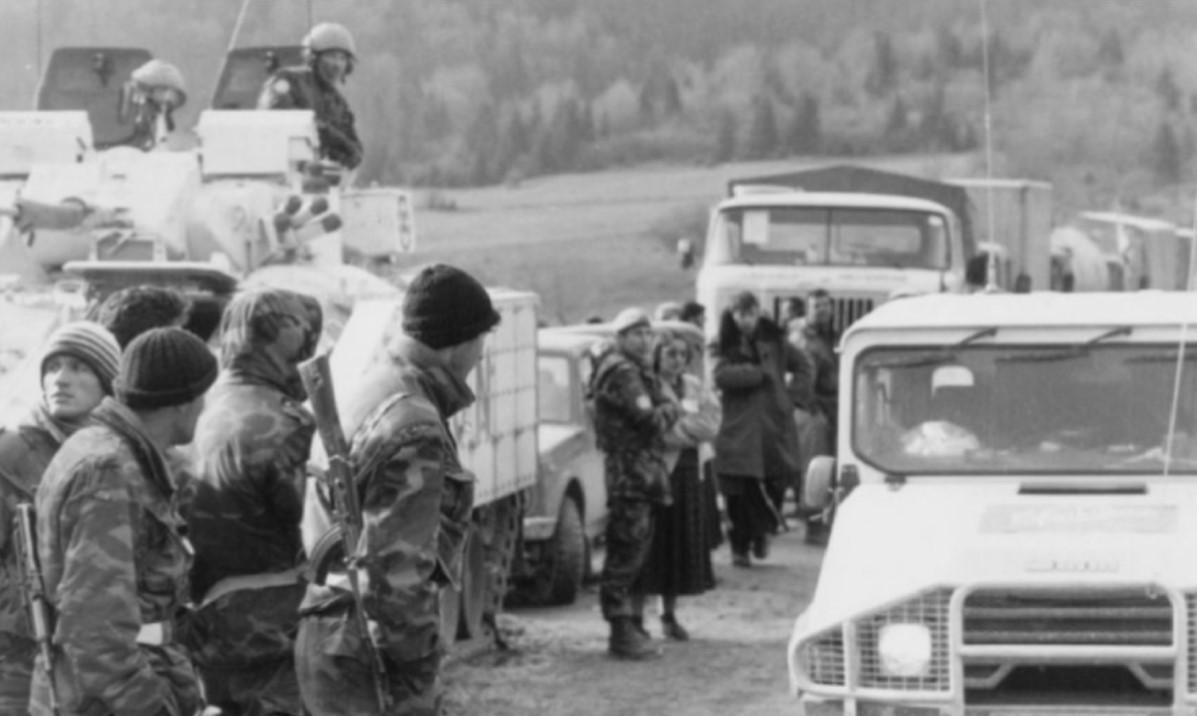 Na današnji dan 1993. krenuo konvoj Bijeli put za Novu Bilu i Bosnu Srebrenu