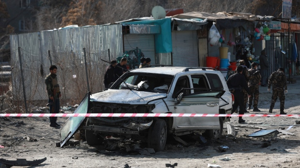 U bombaškom napadu ubijen zamjenik guvernera Kabula