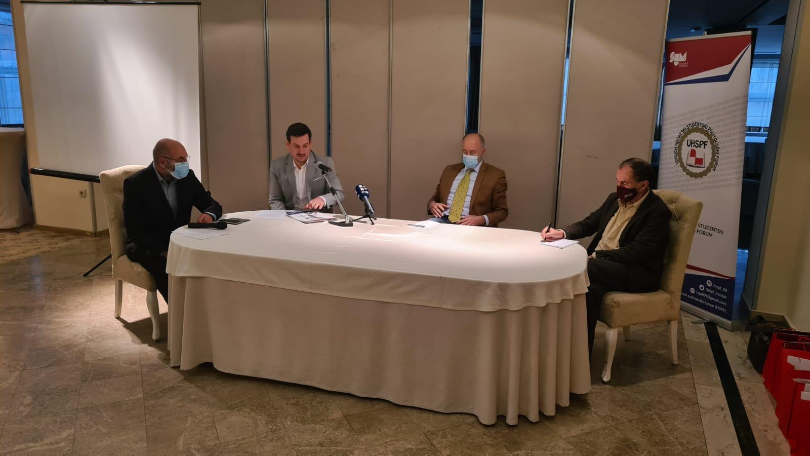 U Širokom Brijegu održana konferencija o realnosti i budućnosti BiH