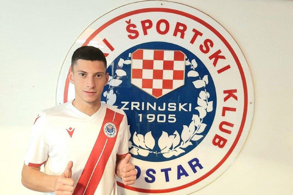 Kordić o transferu u Zrinjski: Što reći kada te zove najbolji i najtrofejniji klub