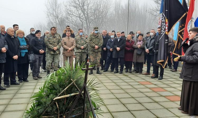 Obilježena 27. godišnjica zločina nad Hrvatima u Križančevu Selu