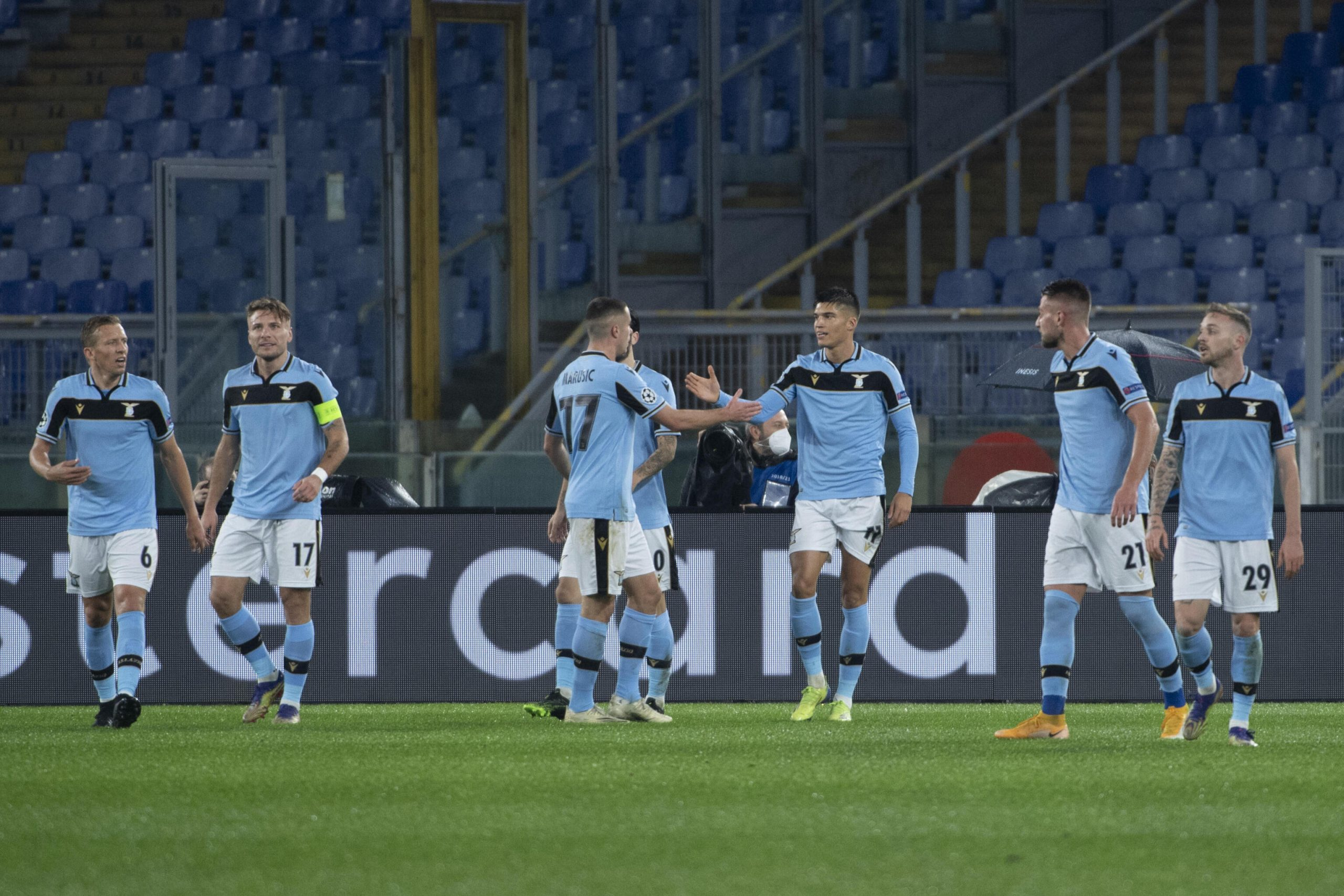 Lazio bodom u osminu finala, trijumf Borussije kod Zenita