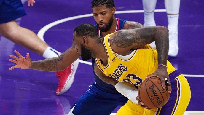 NBA: Clippersi pobijedili prvake, Netsi uvjerljivi na startu sezone