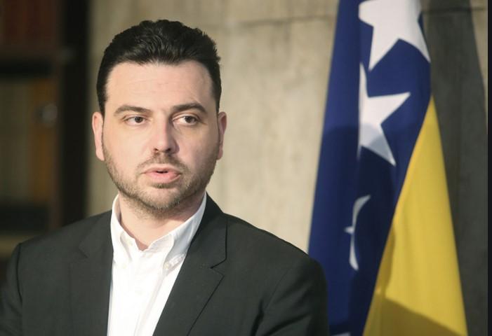 Magazinović podnio ostavku i napušta SDP BiH