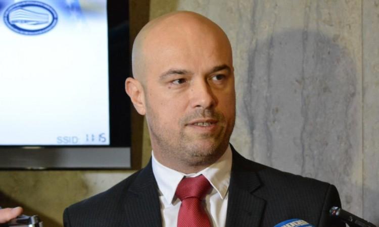 Tegeltija najavio podnošenje ostavke