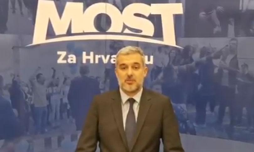 Evo koga je Nino Raspudić podržao na lokalnim izborima u Mostaru