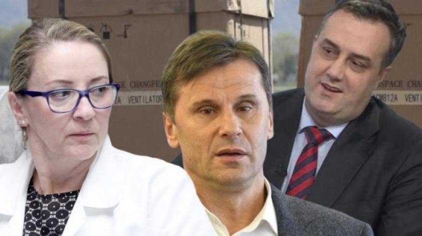 Afera respiratori: Tužitelji raspolažu mailovima i prepiskama Sebije Izetbegović, Asima Sarajlića i Fadila Novalića