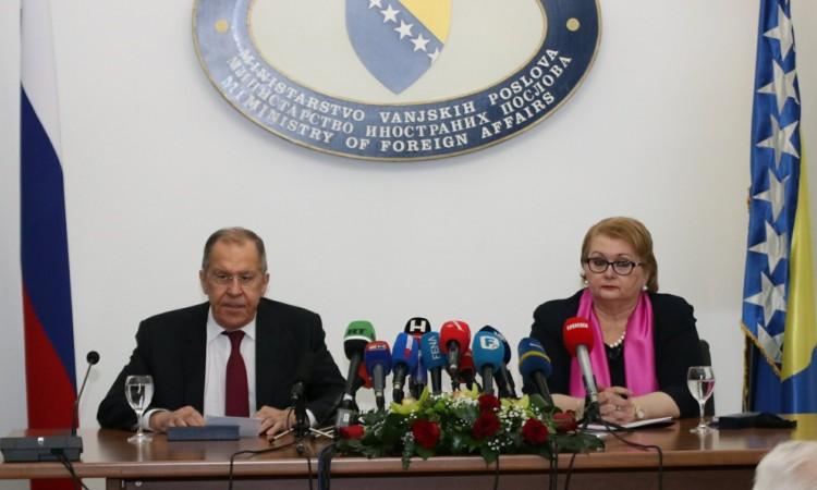 Lavrov: Poštujemo suverenitet BiH, ali OHR treba biti zatvoren