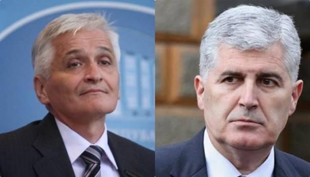 Špirić i Čović u Zagrebu na konferenciji povodom 25 godina Dejtonskog sporazuma