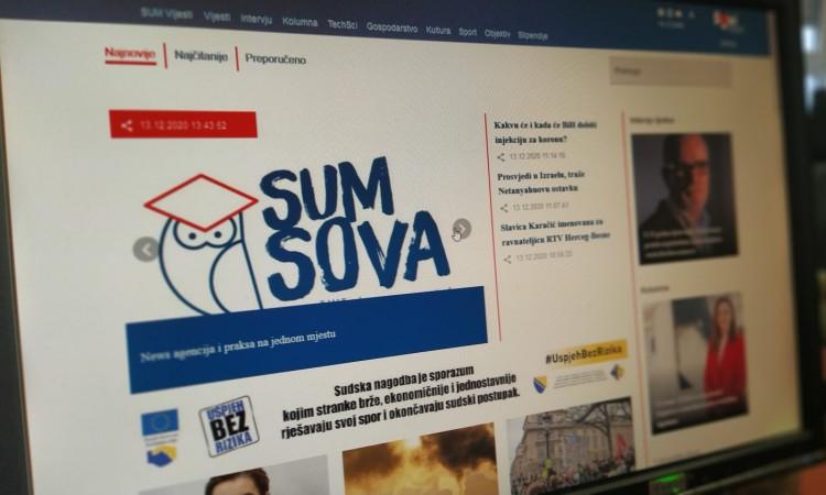 Mostarsko sveučilište pustilo u rad sveučilišni news portal