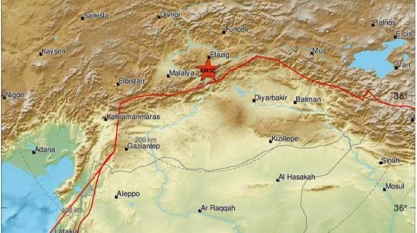 Tursku pogodio razoran potres