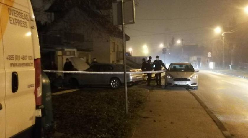 Tragedija u Zagrebu: Muškarac poginuo nakon što je auto palo na njega