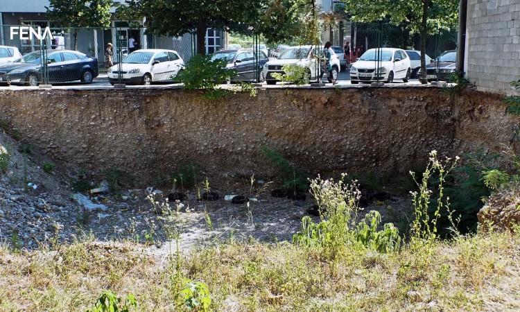 Oglasila se Gradska uprava Mostara o spornoj izgradnji objekta u Ulici kneza Domagoja