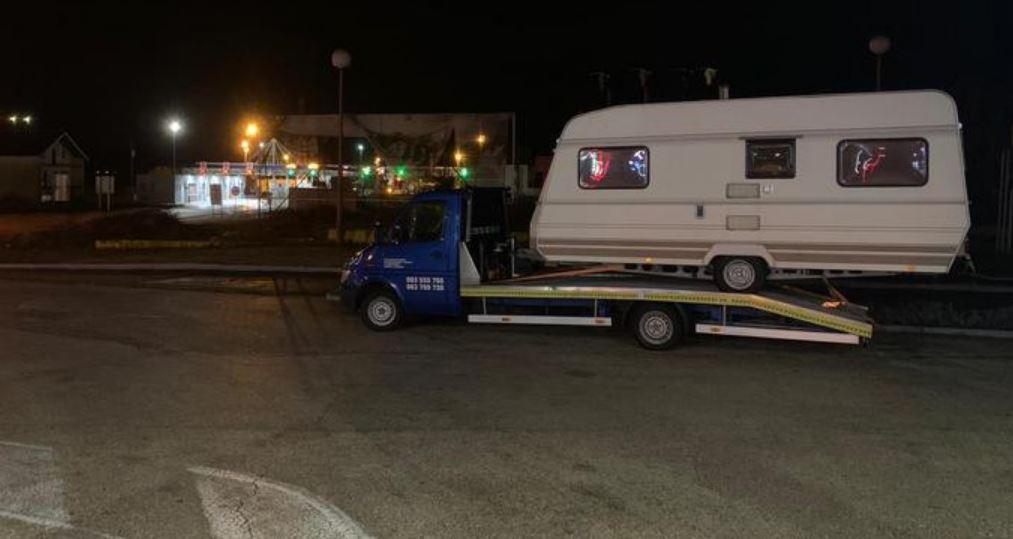 Carina zabranila humanitarcima iz Ljubuškog ući u Hrvatsku
