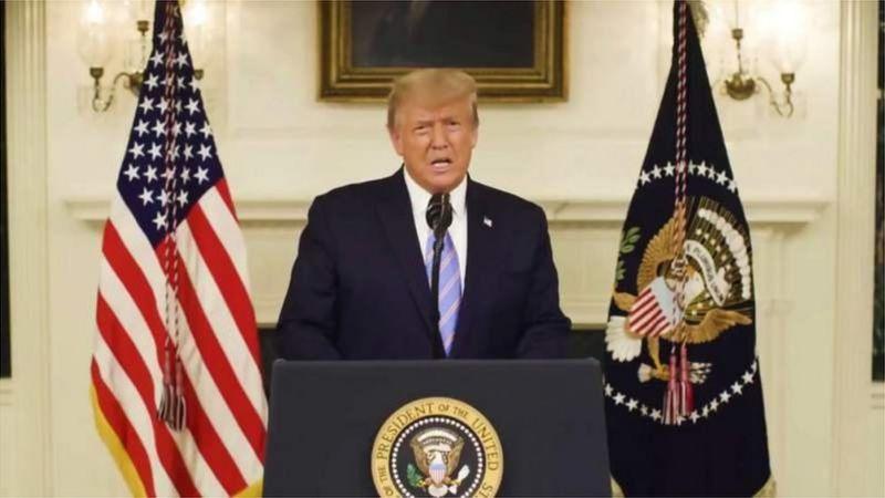 Posljednji predsjednički govor Donalda Trumpa
