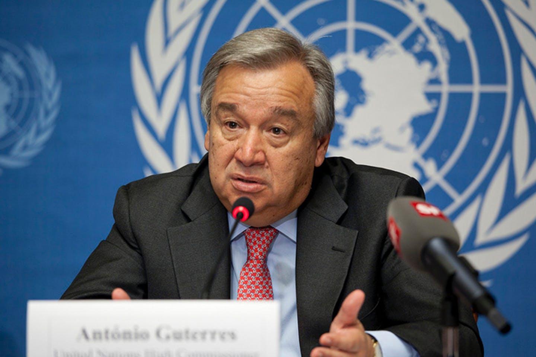 """Guterres: """"Znanost uspijeva – ali solidarnost pada"""""""
