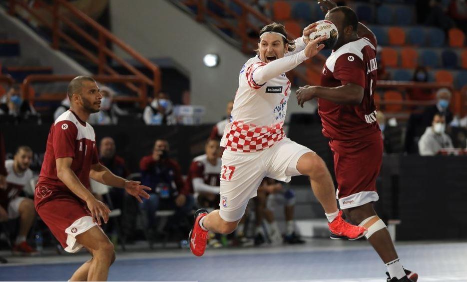 Hrvatska dobila Katar i završila prva u skupini