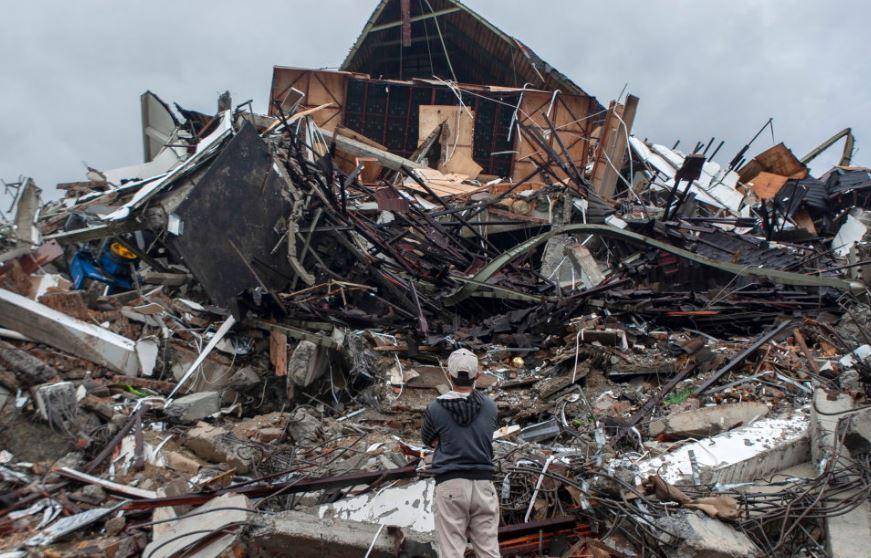 Raste broj stradalih u razornom indonezijskom potresu