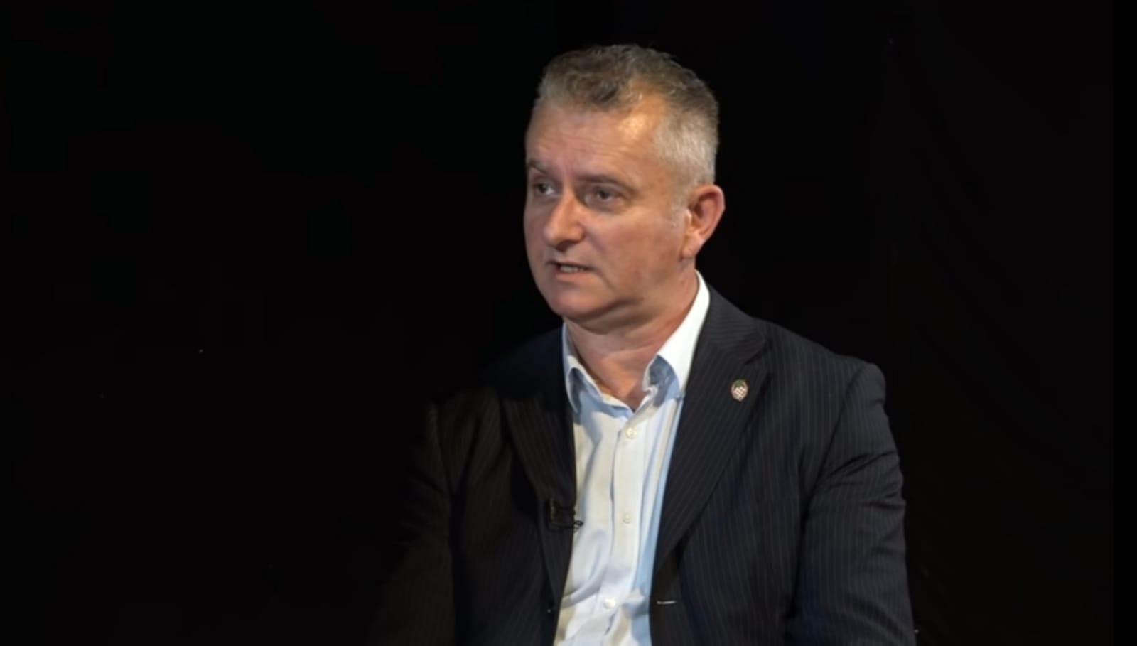 Karamatić: Čović iznosi osobne stavove, entitet je najbliži put ravnopravnosti