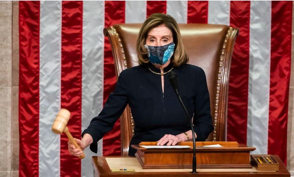 Pelosi: Kazneno goniti svakog zastupnika koji je pomogao Trumpovim pristašama u napadu na Kongres!