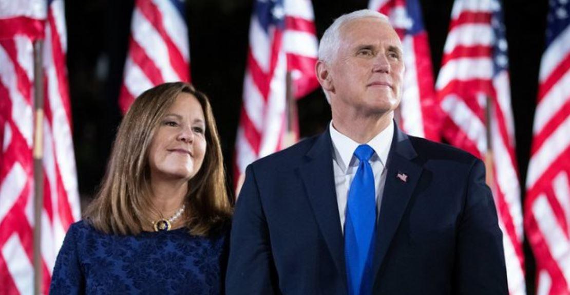 Mike i gospođa Pence na Bidenovoj inauguraciji