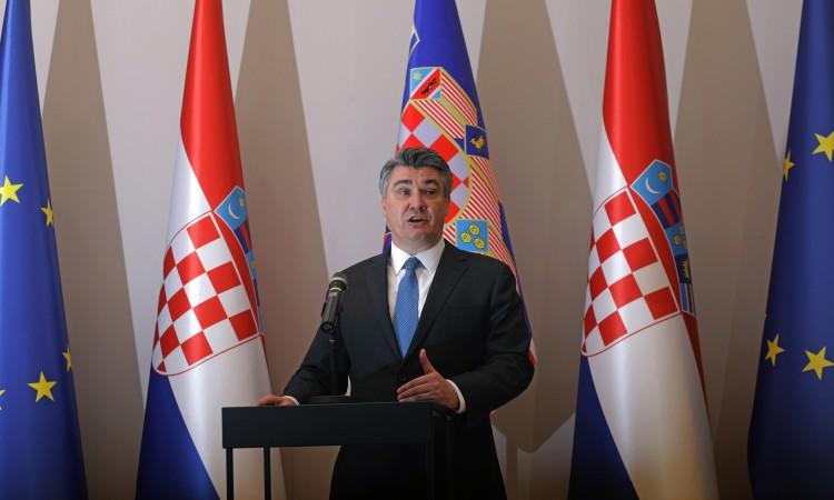 Hrvatski predsjednik uputio sućut obiteljima stradalih u Posušju