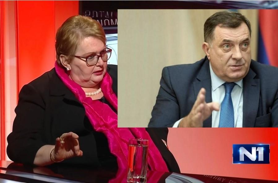 Gospon Dodik ponovno radi hrvatski posao: Sada je komentirao Biserinu notu Hrvatskoj