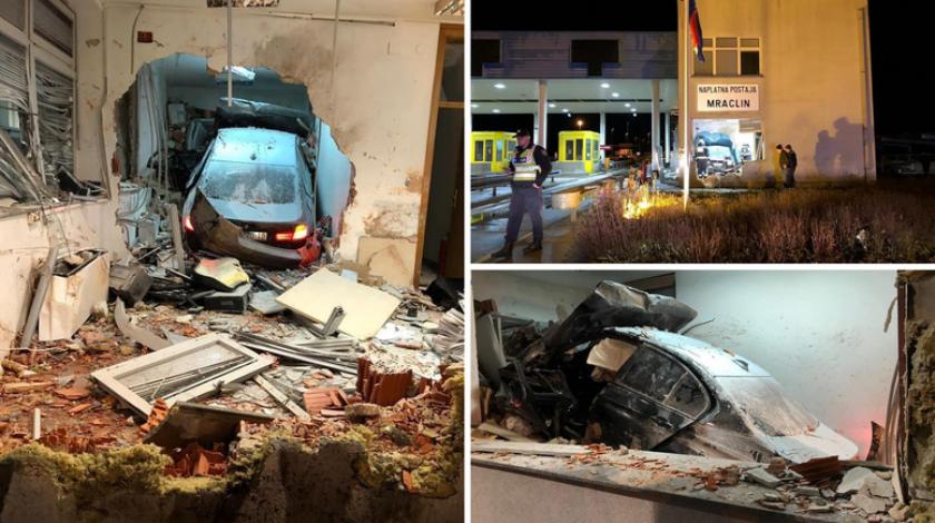 Stravični detalji nesreće: Mladić (20) vozio brzo i udario u rubni kamen, usmrtio je djelatnika