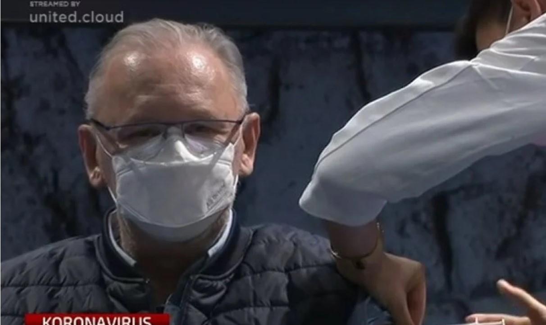 Članovi Kriznog stožera RH primili cjepivo protiv korone