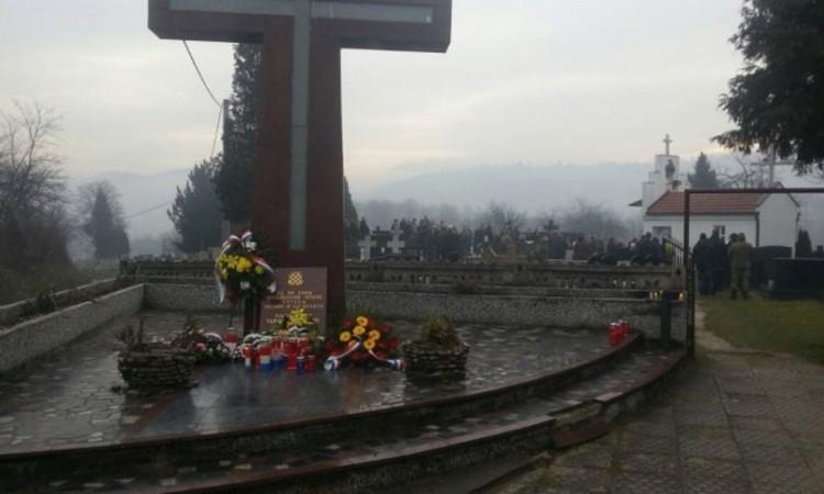 Godišnjica ratnog zločina nad Hrvatima u Buhinim Kućama