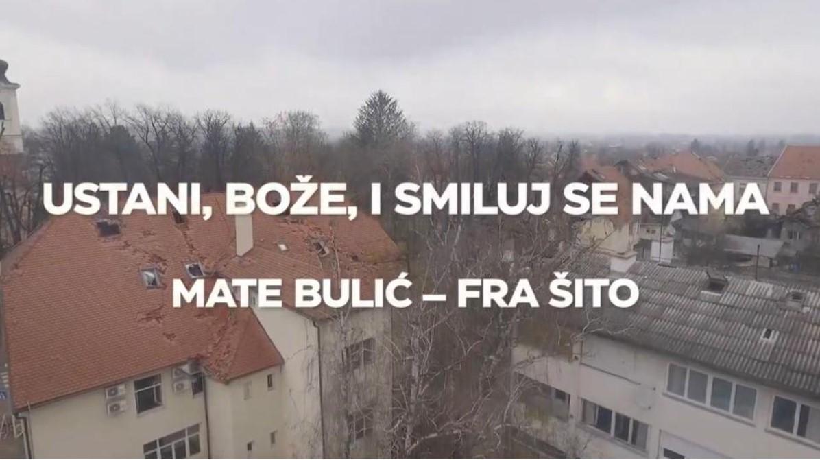 Bulićeva 'Ustani Bože i smiluj se nama' posvećena žrtvama potresa i hercegovačkim anđelima