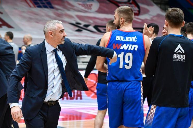 Vujanović uoči derbija na Pecari: U dobrom raspoloženju čekamo utakmicu sa Sparsima