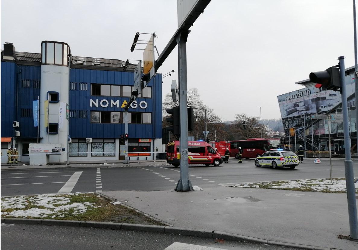 Snažna eksplozija u Sloveniji, ima ozlijeđenih