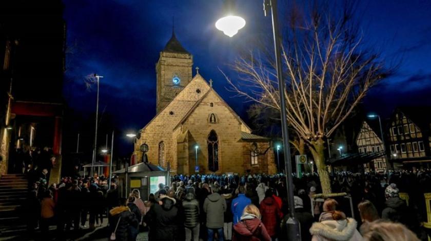 Zbog nepridržavanja pravila policija prekinula misu u Njemačkoj