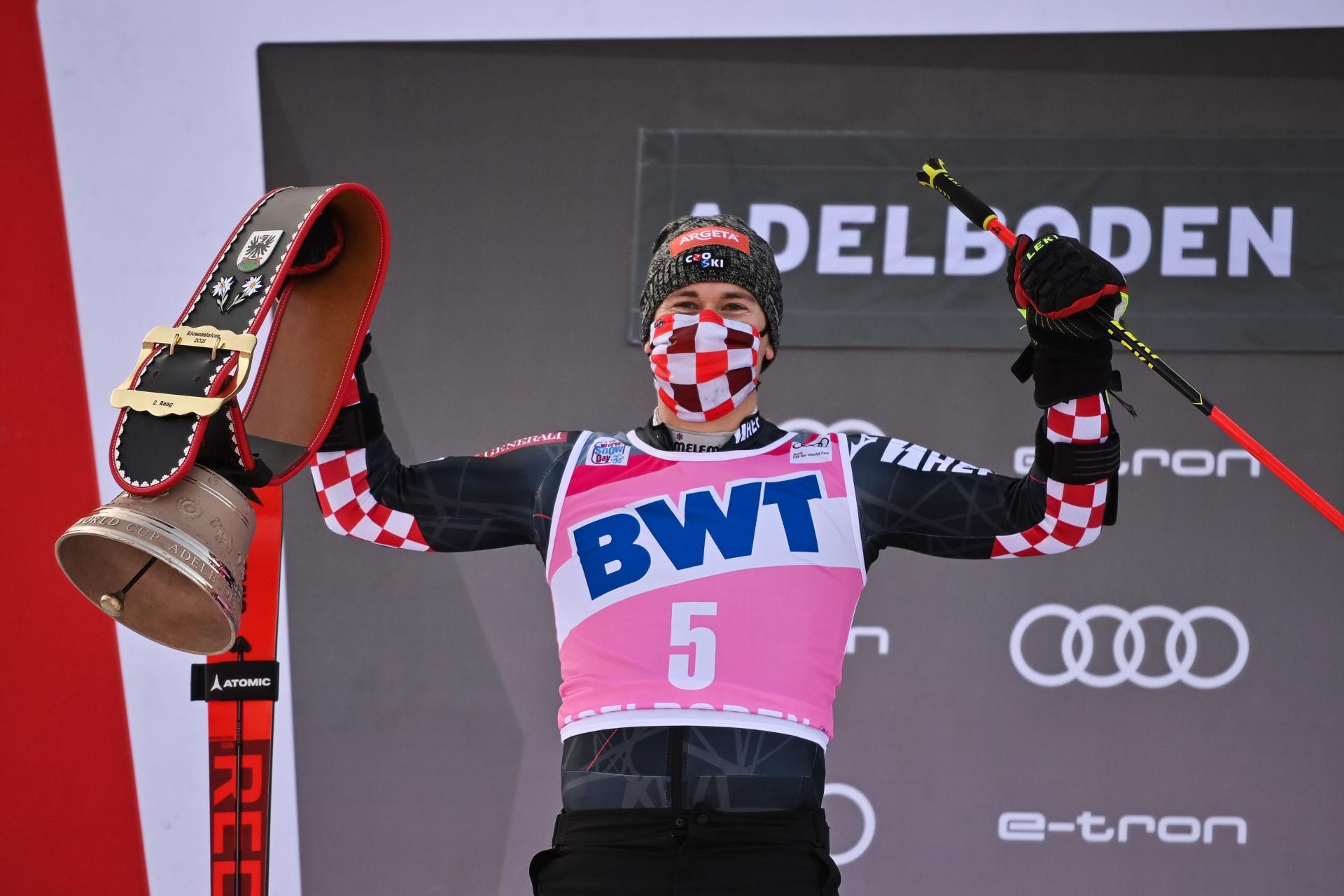 Ma tako se skija majstore! Fantastični Zubčić stigao do još jedne pobjede!