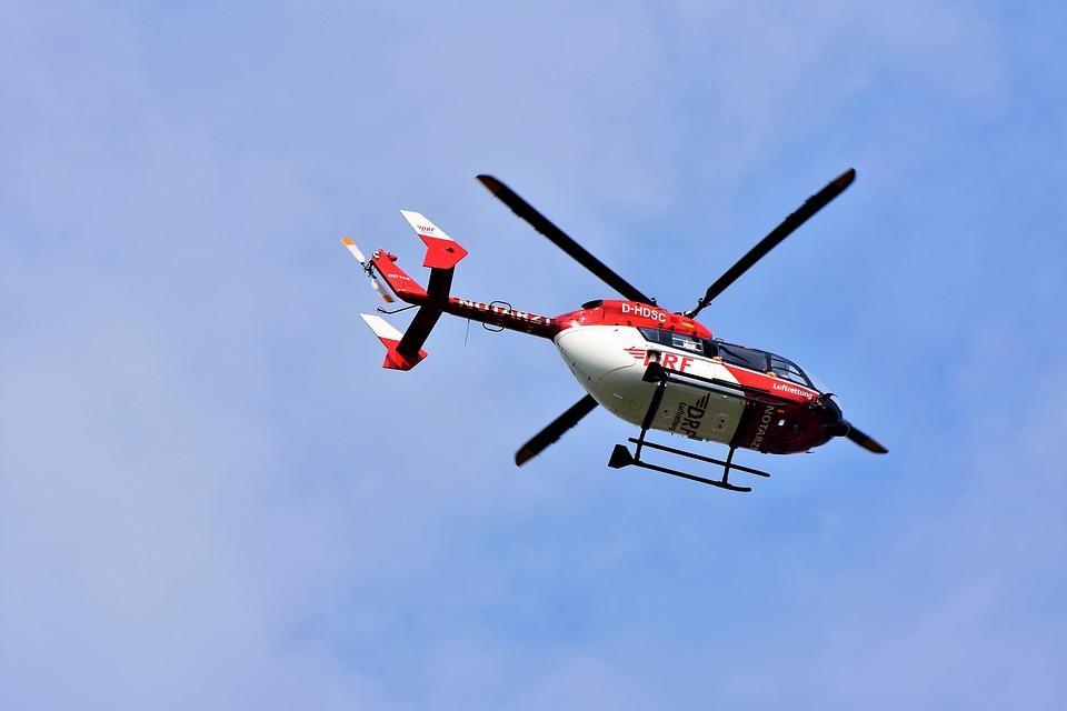Pet članova posade poginulo u nesreći helikoptera