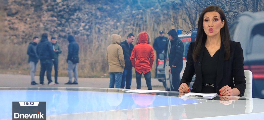 HRT o tragediji u Posušju izvijestio u 32. minuti Dnevnika; na RTRS-u je to bila udarna vijest, a RTS to je učinio u 17. minuti Dnevnika