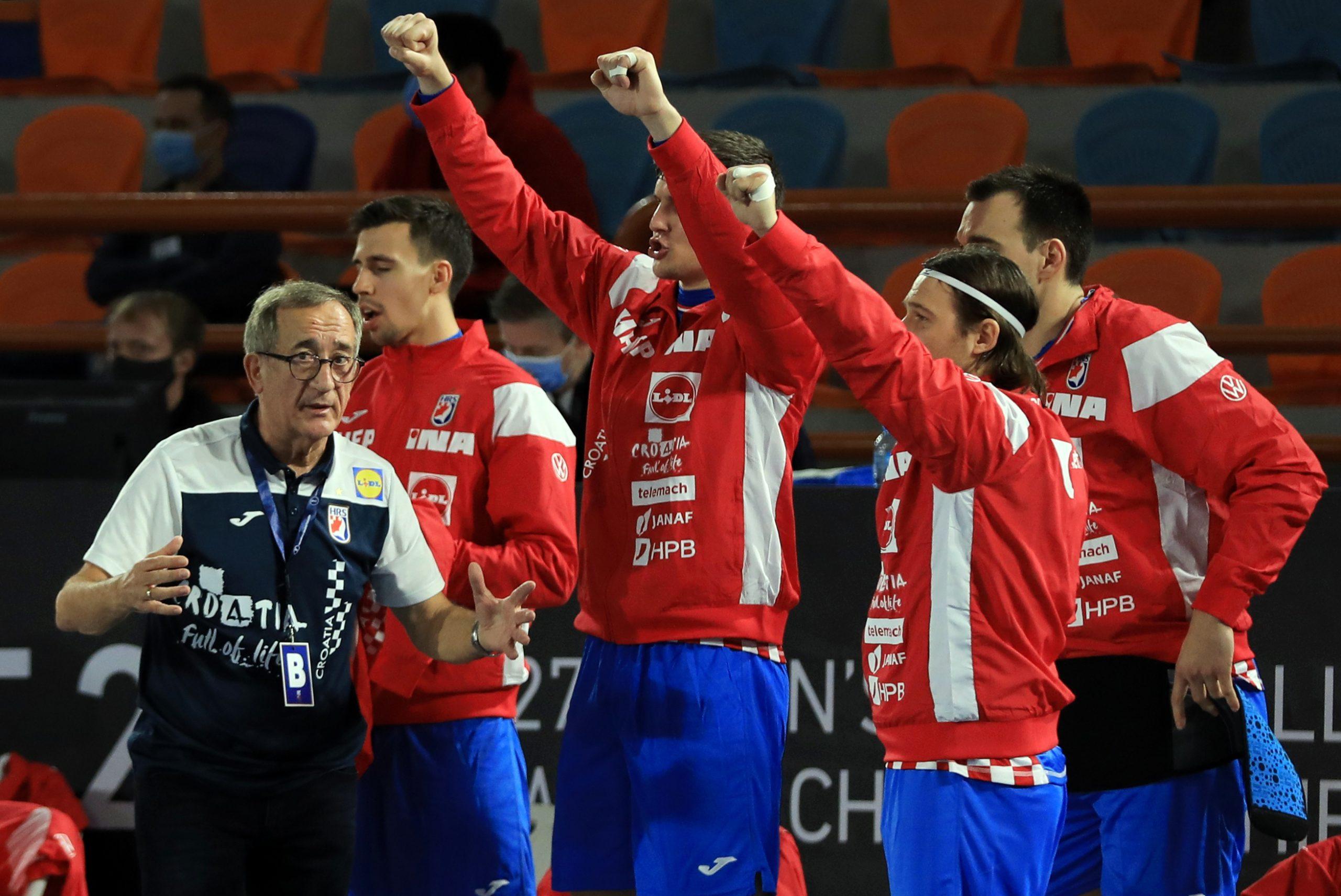 Hrvatska u drugom poluvremenu slomila Angolu